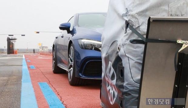 지난 13일 한국교통안전공단 자동차안전연구원에서 올해의 차 최종심사가 열렸다. 사진=조상현 한경닷컴 기자