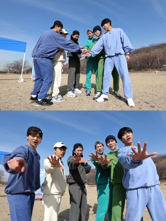 SBS '집사부일체' 김남길 /사진=SBS 제공