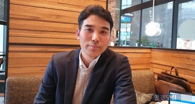 김호용 미르진택스 대표(필명 '미네르바올빼미'). 전형진 기자