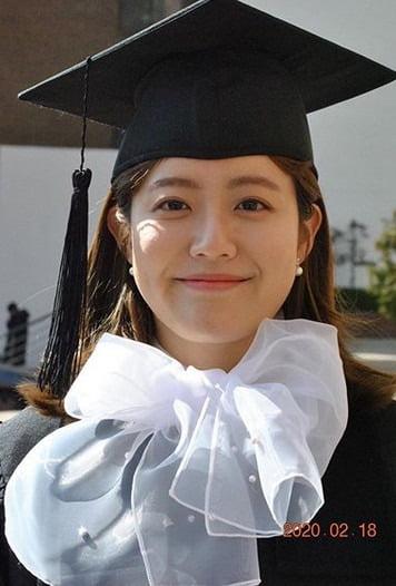 남지현 졸업인증 / 사진 = 남지현 SNS