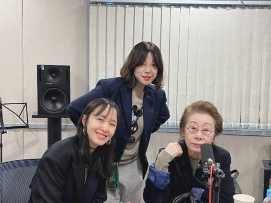 '최파타' 전도연 윤여정 / 사진 = '최파타' SNS