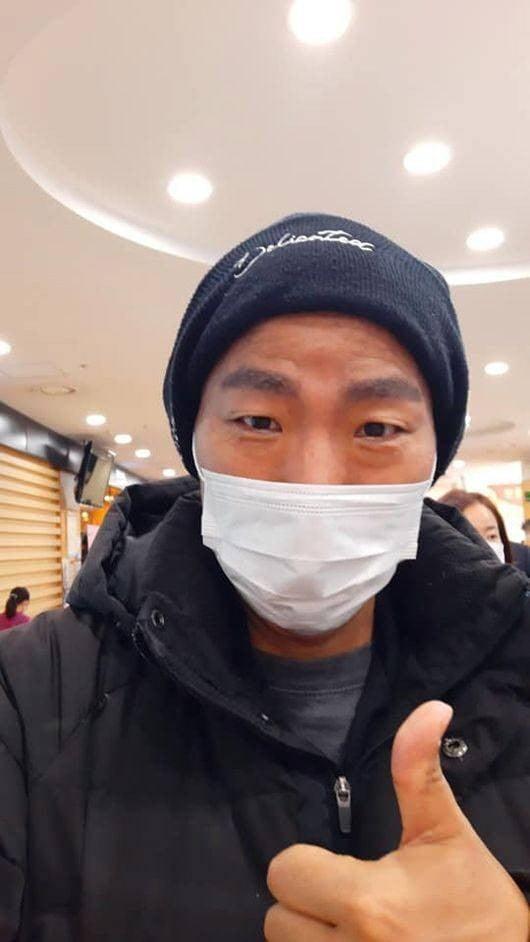 """'폐암 말기' 김철민 """"뇌 MRI 결과 정상"""" /사진=SNS"""
