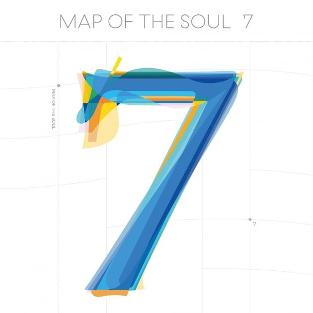 방탄소년단 'MAP OF THE SOUL : 7' /사진=빅히트엔터테인먼트 제공