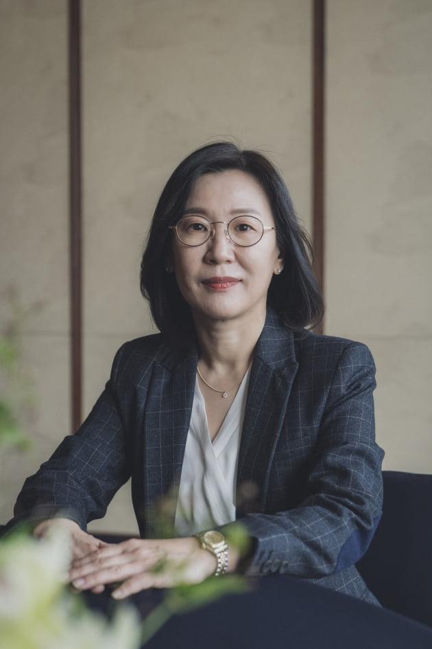 곽신애 바른손이앤에이 대표 /사진=CJ엔터테인먼트