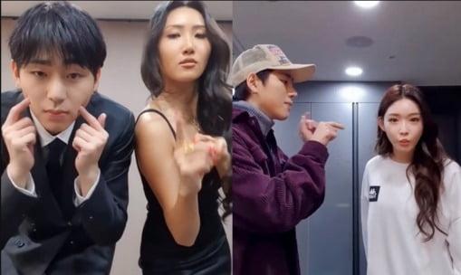 지코 '아무노래' 영상 캡처. 한경 DB