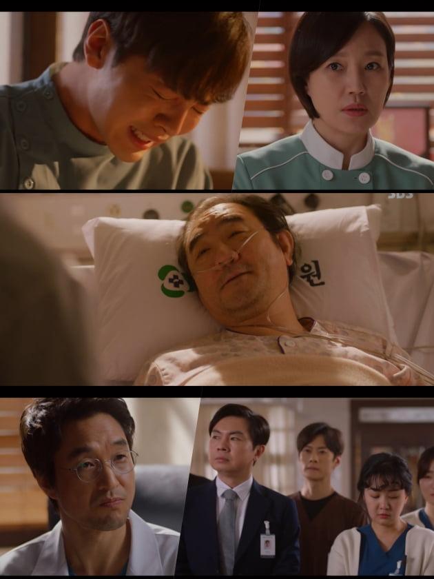'낭만닥터 김사부2' 방송화면. /사진=SBS