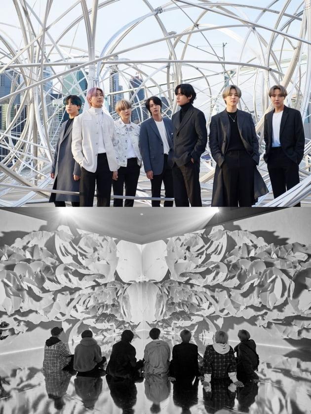 커넥트, BTS / 사진제공=빅히트엔터테인먼트