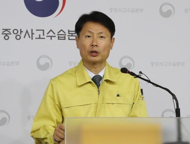 김강립 중앙사고수습본부 부본부장(보건복지부 차관) [사진=연합뉴스]