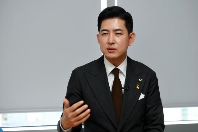 박창진 정의당 비례후보 [사진=최혁 한경닷컴 기자]