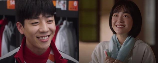 '스토브리그'에 출연한 배우 채종협(왼쪽)과 '낭만닥터 김사부2'에 출연한 배우 소주연. /사진=SBS