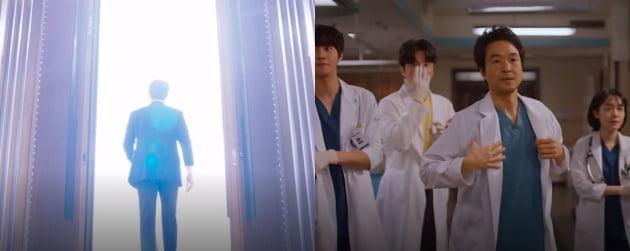 '스토브리그'(왼쪽)와 '낭만닥터 김사부2' 방송화면. /사진=SBS
