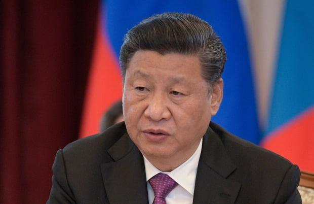 시진핑 중국 국가주석  /로이터