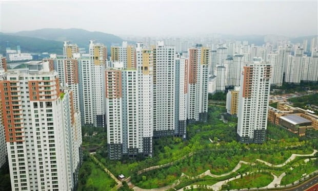 15억원 초과 아파트에 대한 대출을 전면 금지하는 정부의 12‧16 부동산 대책의 영향으로 서울‧수도권에서 아파트 가격이 14억9000만원, 8억9000만원으로 수렴하고 있다.