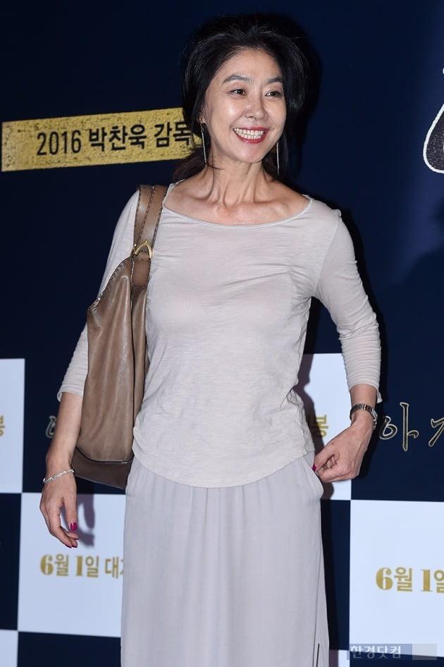 김부선, 봉준호 감독에 러브콜 /사진=한경DB