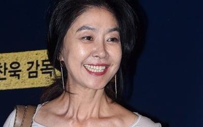 """김부선, 봉준호 감독에게 """"사고 안칠께요"""""""