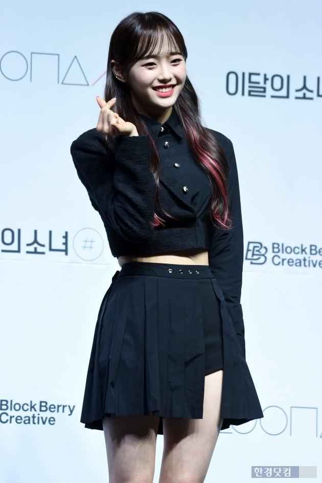 '컴백' 이달의 소녀, 지금까지의 모습은 잊어라…걸크러쉬 소녀들의 외침 '쏘 왓' [종합]