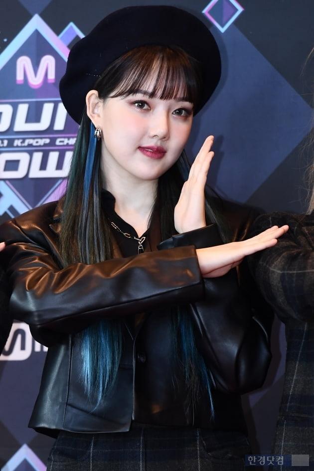 [포토] 여자친구 예린, '돋보이는 깜찍 미모'