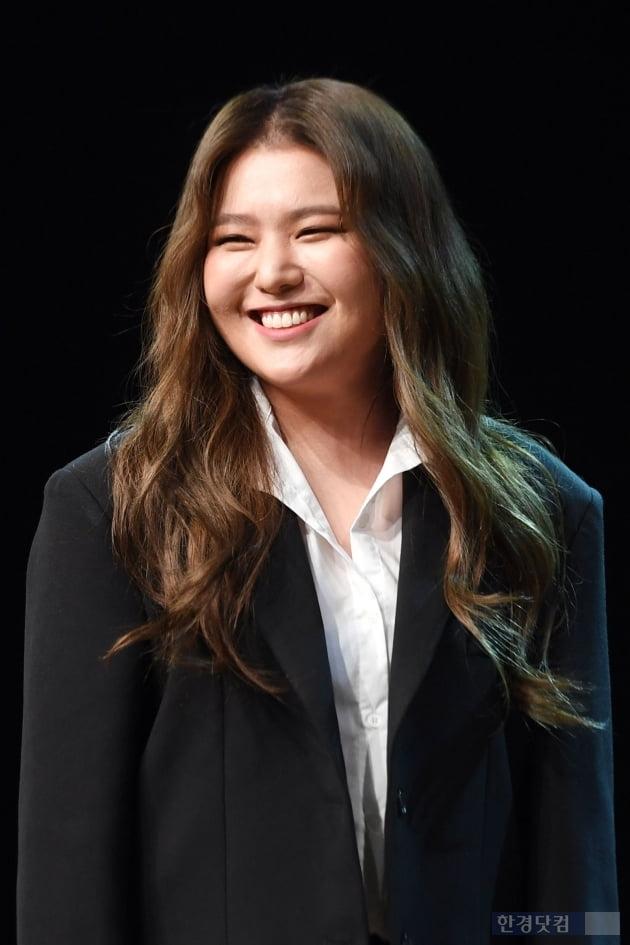 [포토] 지세희, '해맑은 미소'