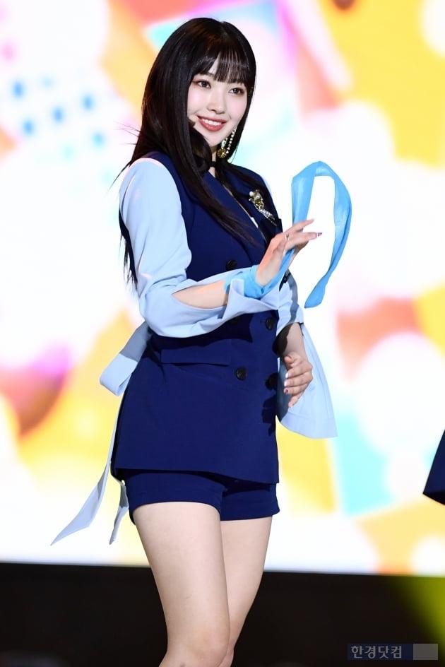 [포토] 드림노트 미소, '예쁜 미소~'