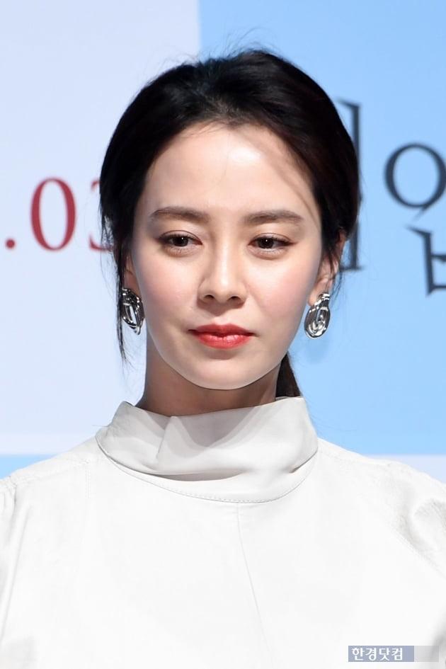 [포토] 송지효, '클로즈업을 부르는 그녀'