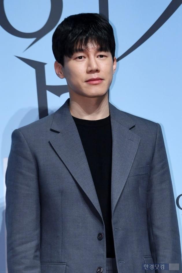 [포토] 김무열, '믿고 보는 배우'