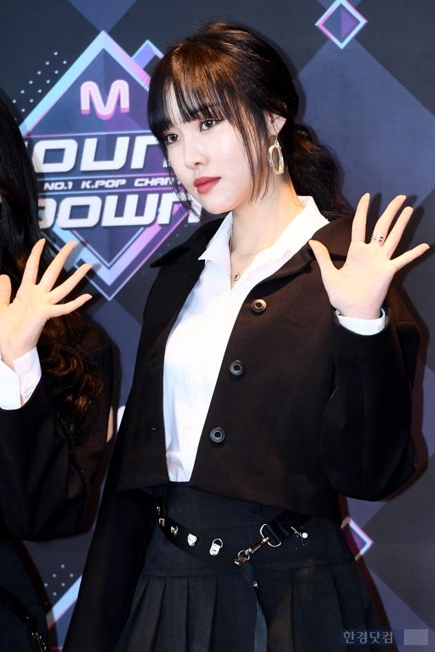 [포토] 여자친구 유주, '시크하게~'