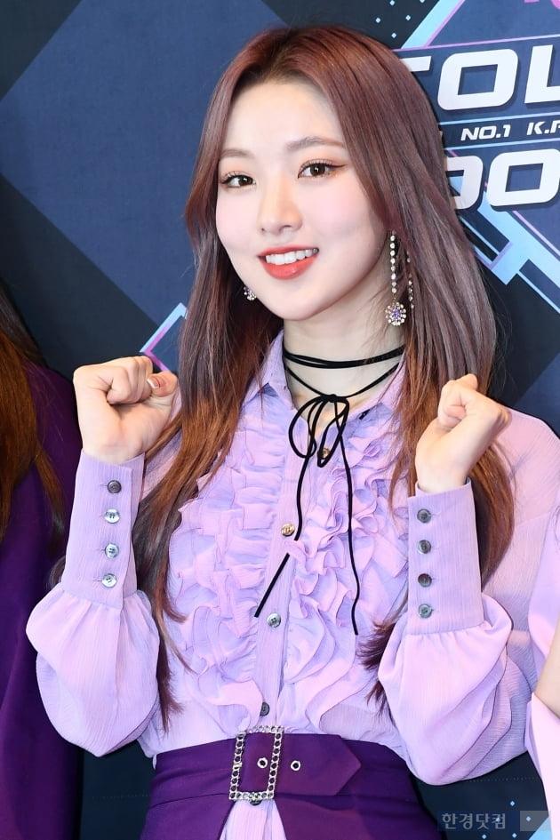 [포토] 드림노트 유아이, '언제봐도 사랑스러운 미소~'