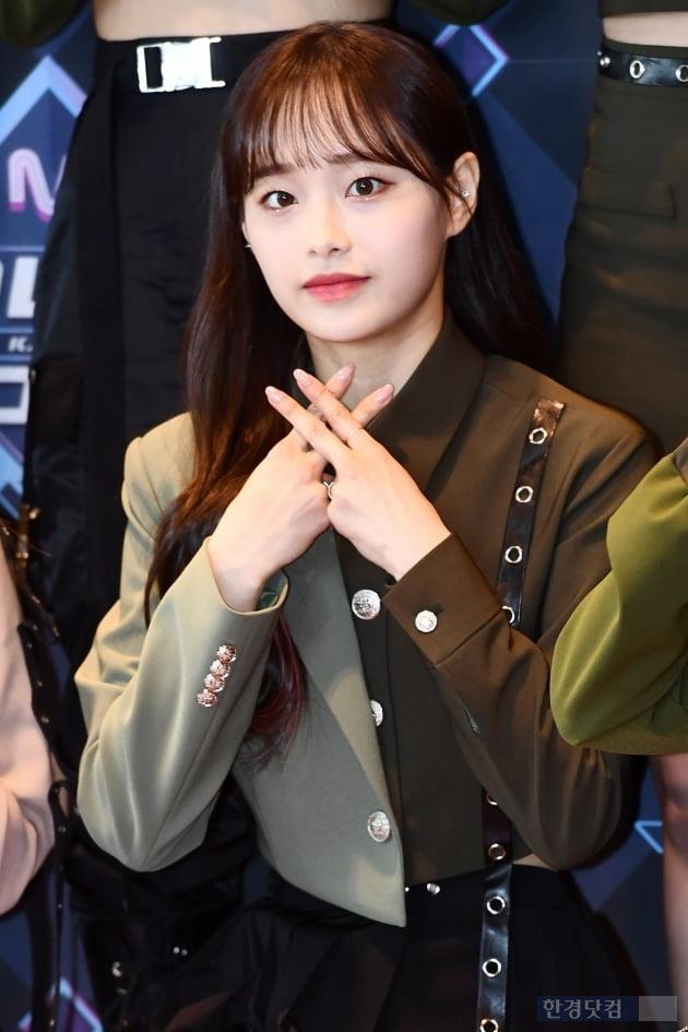 [포토] 이달의 소녀 츄, '무표정도 귀여워~'