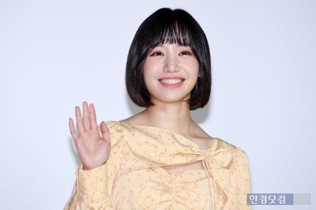 [포토] 메이제이 리, '선한 미소에 시선 집중'