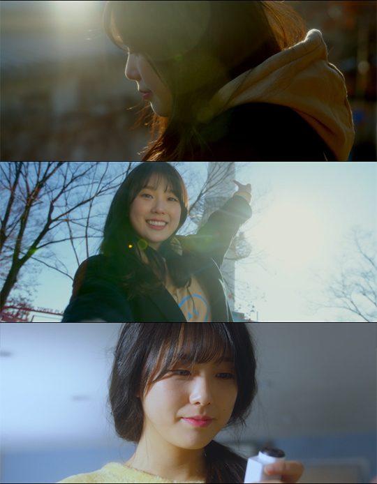 방탄소년단 'with Seoul' 뮤직비디오 여주인공으로 열연한 고(故) 고수정/ 사진제공=제이스타즈 엔터테인먼트