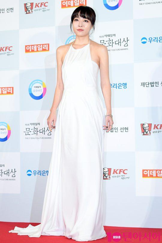 그룹 베이비복스 출신 배우 심은진. /텐아시아DB