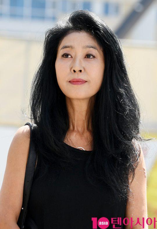배우 김부선./사진=텐아시아DB