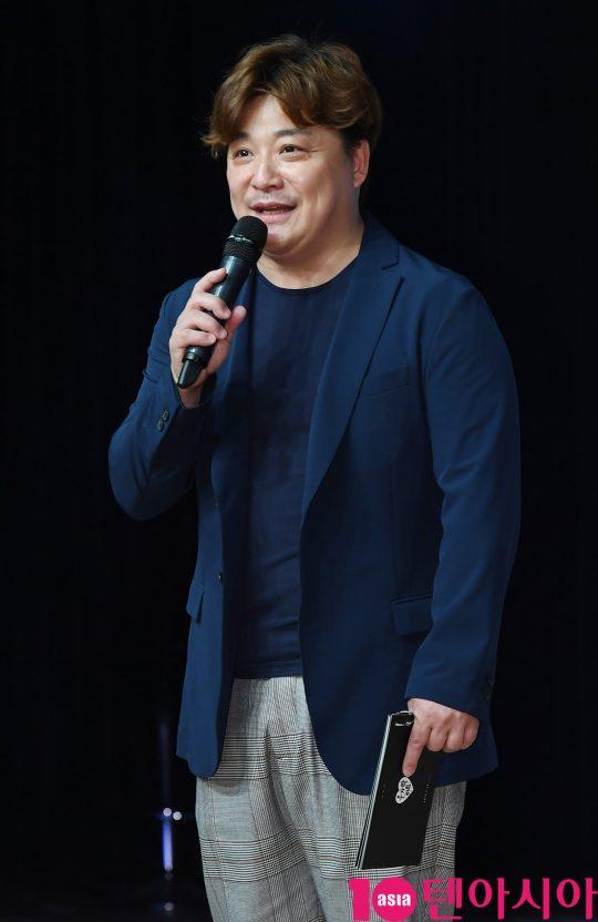 방송인 윤정수 / 사진=텐아시아DB
