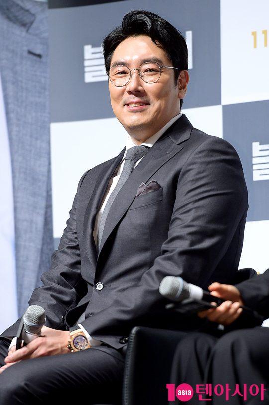 배우 조진웅. /사진=텐아시아DB