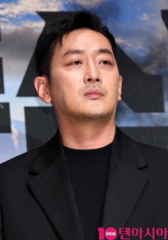 배우 하정우. /사진=텐아시아DB