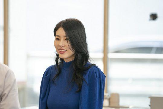 '김수미의 밥은 먹고 다니냐?' 서동주. /사진제공=SBS플러스