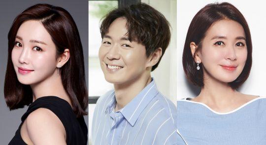 배우 이유리(왼쪽부터), 연정훈, 이일화./사진=각 소속사 제공