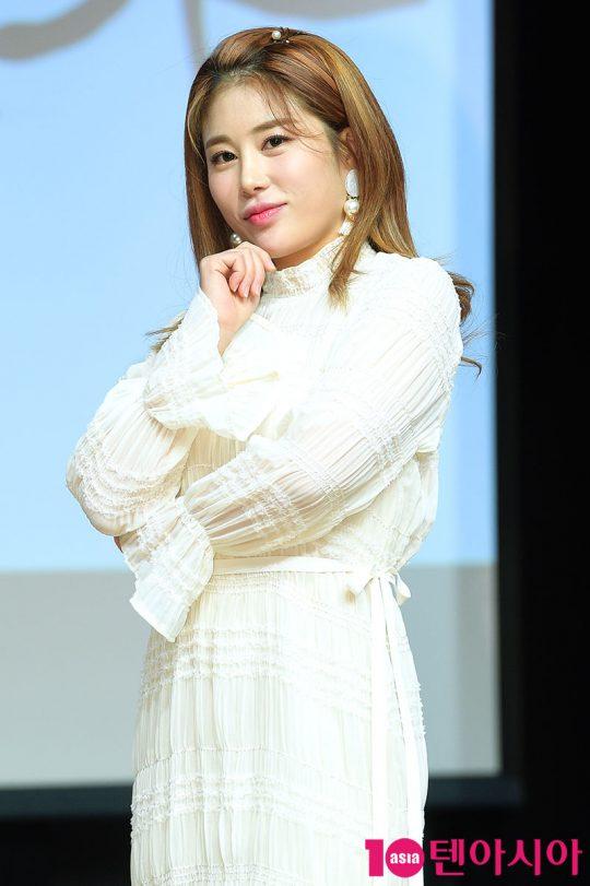 가수 김소유TEN PHOTO,트롯연가,김소유