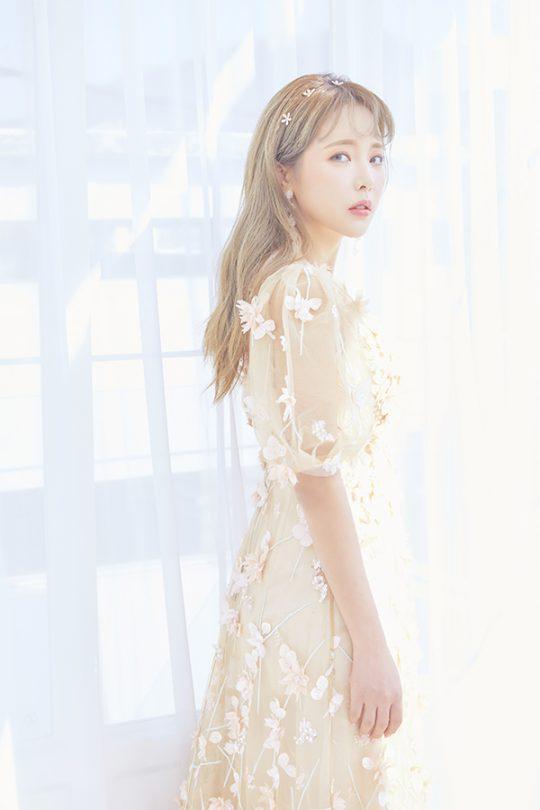 가수 홍진영./ 사진제공=IMH엔터테인먼트