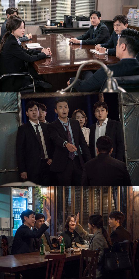 JTBC '검사내전'. / 제공=에스피스