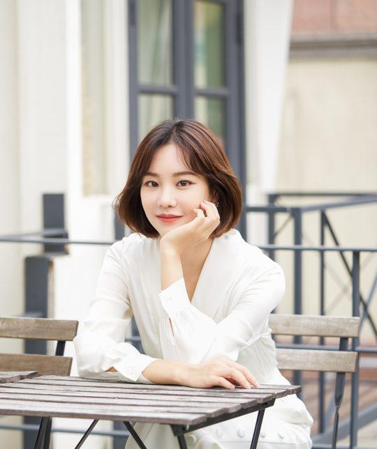 배우 한지은./사진제공=HB엔터테인먼트