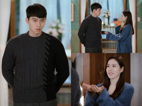 '사랑의 불시착' 현빈 손예진 / 사진제공=tvN
