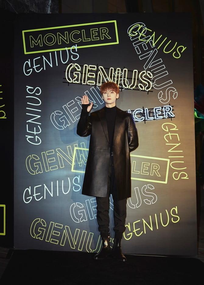 뉴이스트 민현, 2년 연속 밀라노 패션 위크 정식 초청…글로벌 인기
