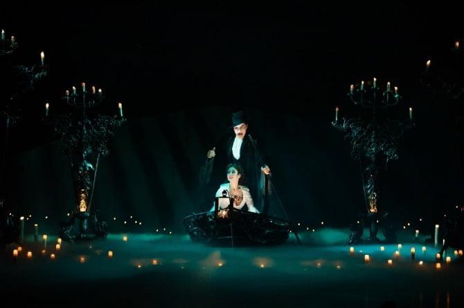 '오페라의 유령' 20년 만의 부산 초연 뜨거운 성원 속 9일 성황리에 종연