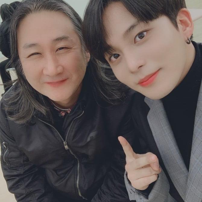ATEEZ 종호, 11일 '불청외전-외불러' 특별 출연 '김도균과 남다른 케미 예고'