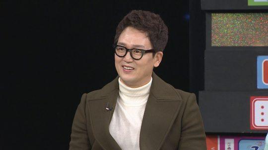 '비디오스타' 김정태./ 사진제공=MBC에브리원