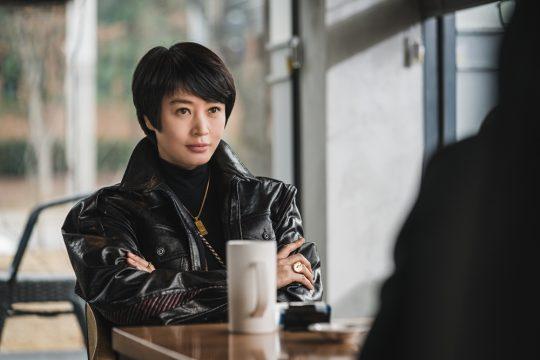 '하이에나'의 김혜수./사진제공=SBS
