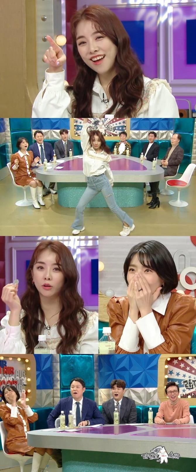 '라디오스타' 설하윤, 장윤정-홍진영 잇는 트로트 여신