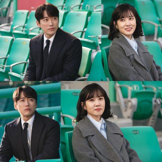 '스토브리그' 남궁민, 박은빈. /사진제공=SBS
