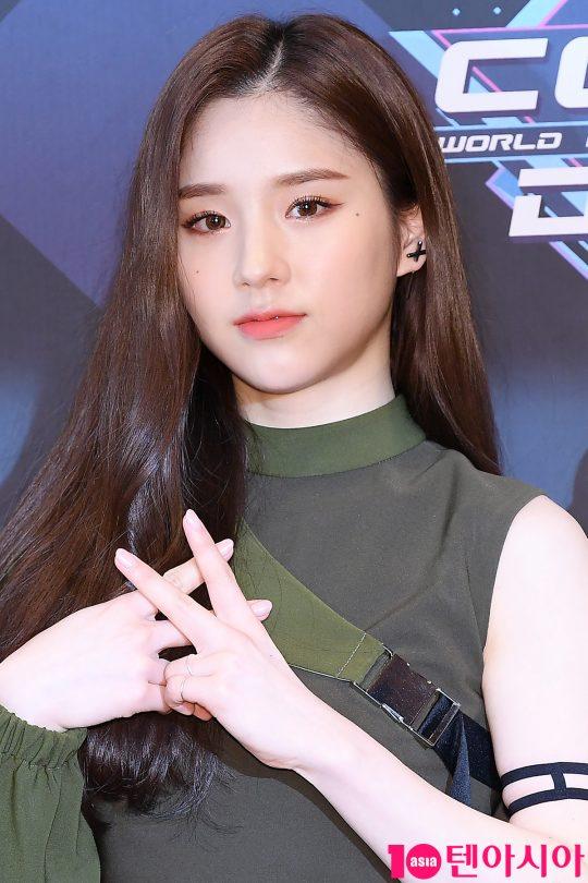 그룹 이달의 소녀 희진